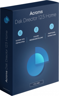 Acronis Disk Director 12.5 (Box), Best.Nr. AC-490, € 26,99