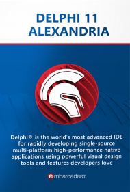 Delphi 10.3 Rio Prof. inkl. 12 Monate Update Subscription, Best.Nr. CGO900, € 1.986,11