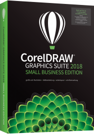 CorelDRAW Graphics Suite 2018 Small Business Edition, Best.Nr. CO-364, € 699,00