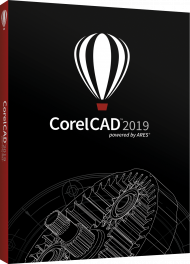 CorelCAD 2019 für Windows und Mac - Education Edition, Best.Nr. CO-386, € 48,70