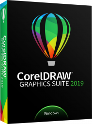 CorelDRAW Graphics Suite 2019 für Windows - Upgrade, Best.Nr. CO-391, € 309,00
