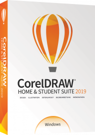 CorelDRAW Home & Student Suite 2019, Best.Nr. CO-400, € 97,99