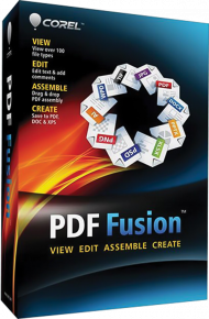 Corel PDF Fusion 1 (Download), Best.Nr. COO371, € 37,20
