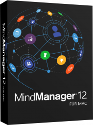 MindManager 12 für Mac - Upgrade (Download), Best.Nr. COO388, € 109,70