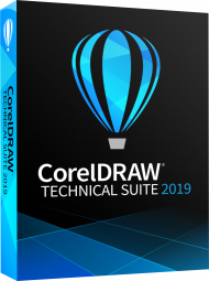 CorelDRAW Technical Suite 2019 - Upgrade (Download), Best.Nr. COO402, € 399,00