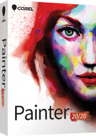 Corel Painter 2020 - Education Edition, für Win/Mac, Best.Nr. COO404, € 79,95