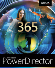 CyberLink PowerDirector 365 für Windows Jahresabo (Download), Best.Nr. CY-286, € 49,95