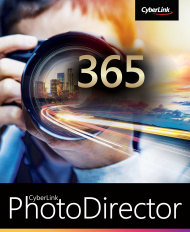 CyberLink PhotoDirector 365 für Windows Jahresabo (Download), Best.Nr. CY-299, € 49,95