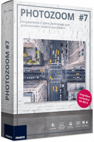 FRANZIS PHOTOZOOM 7 (Download), Best.Nr. FRO-0987, € 49,95