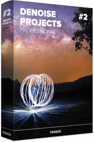 FRANZIS DENOISE PROJECTS 2 Professional (Download), Best.Nr. FRO-1001, € 49,95
