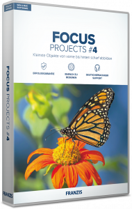FRANZIS FOCUS PROJECTS 4 (Download), Best.Nr. FRO-1196, € 39,95