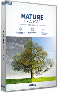 FRANZIS NATURE PROJECTS (Download), Best.Nr. FRO-1197, € 39,95
