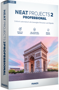 FRANZIS NEAT PROJECTS 2 Professional (Download), Best.Nr. FRO-1212, € 69,95