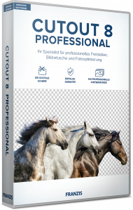 FRANZIS CutOut 8 Professional (Download), Best.Nr. FRO-1252, € 69,95