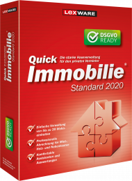 QuickImmobilie standard 2020 (Download), Best.Nr. LXO1217, € 98,70