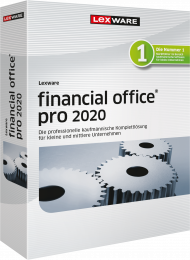 Lexware financial office pro 2020 Jahresversion (Download), Best.Nr. LXO4190, € 919,95