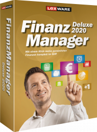 Lexware FinanzManager Deluxe 2020 für 2 PCs (Download), Best.Nr. LXO6059, € 65,95