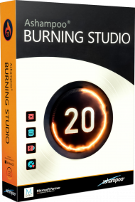 Ashampoo Burning Studio 20, Best.Nr. MT-80688, € 17,95