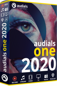 Audials One 2020 (Download), Best.Nr. MTO-8502, € 19,99