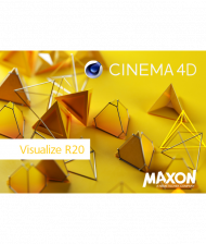 Maxon CINEMA 4D Visualize R20, Best.Nr. SO-2655, € 1.789,00