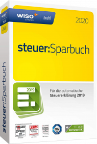 WISO steuer:Sparbuch 2020, Best.Nr. SO-2758, € 29,95