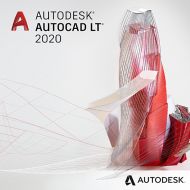 AutoCAD LT 2020 Jahresabo (Download), Best.Nr. SOO2750, € 489,00
