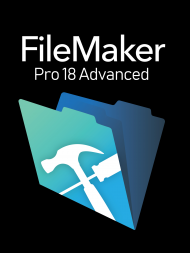 FileMaker Pro 18 Advanced Upgrade (Download), Best.Nr. SOO2752, € 239,40